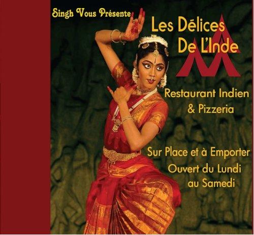 Les Délices De Linde Lillerestaurant Indien Et Pizzeriaindien